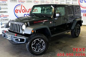 2017 Jeep Wrangler Unlimited for Sale in Conyers, GA