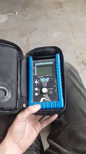 PETERSON VS2 virtual strobe tuner for Sale in Escondido, CA
