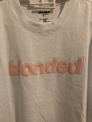 Frank ocean blonded shirt size medium for Sale in Los Angeles, CA