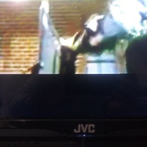 JVC. tv with remote for Sale in Aberdeen, WA