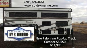 New 2020 Palomino SS-550 for Sale in Jerome, ID
