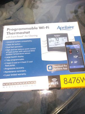 Wi-Fi thermostat for Sale in Inglewood, CA