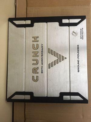 Rockford Fosgate 1000 Watt Crunch Amp for Sale in Fairfax, VA