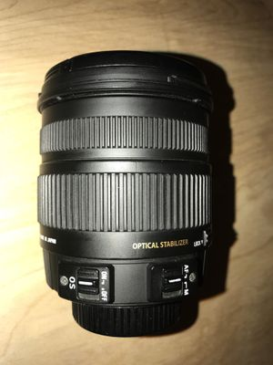 Lenses for Nikon cameras for Sale in Elyria, OH