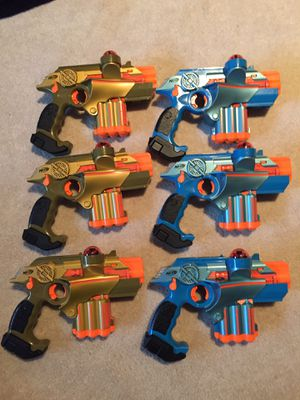 Nerf Phoenix LTX Laser Tag guns for Sale in Stanwood, WA