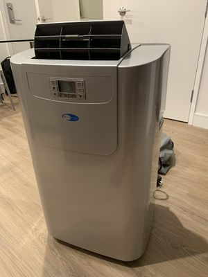 Digital Portable Air Conditioner ARC-122DS Whynter Elite 12000 BTU Dual Hose for Sale in Los Angeles, CA