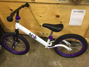 Kids balance bike (Bixe brand) for Sale in Bellevue, WA
