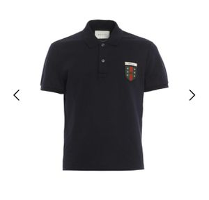 Gucci Logo Patch Polo Shirt for Sale in Riverside, CA