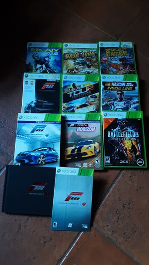 Xbox 360 games shipping only !! for Sale in Colebrook, NH