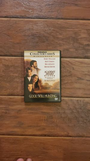 DVD - Good Will Hunting for Sale in San Clemente, CA