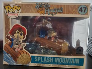 Funko pop rides splash mountain #47 Disney park exclusive for Sale in City of Industry, CA