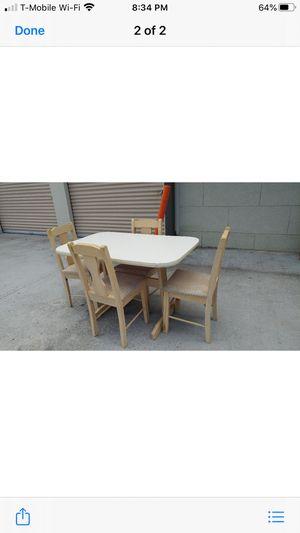 Kitchen table set for Sale in Savannah, GA