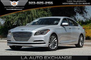 2016 Hyundai Genesis for Sale in Montebello, CA