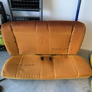 Mustang Rear Seat Foam 1993 Coupe for Sale in Port St. Lucie, FL
