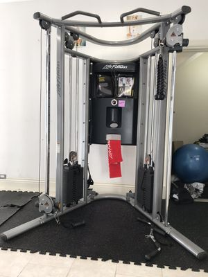 Life fitness gym machine G7 home gym for Sale in Beverly Hills, CA
