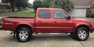 AutomaticTrans 2002 Toyota Tacoma 4WDWheels../ for Sale in Washington, DC