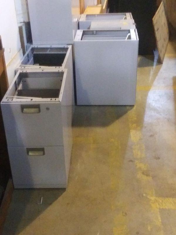 Small file cabinets