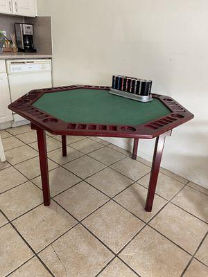 Poker table for Sale in Providence, RI