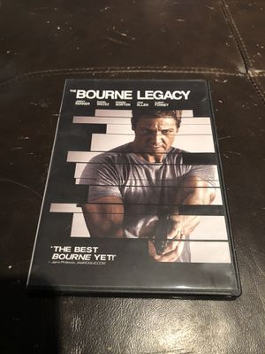 Bourne Legacy DVD for Sale in Colorado Springs, CO