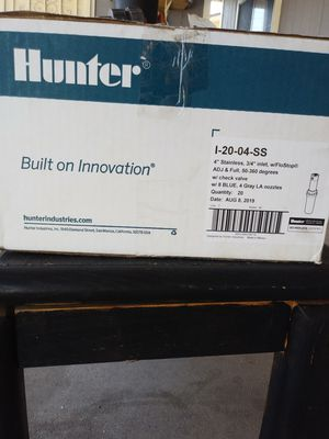 Hunter sprinklers for Sale in Phoenix, AZ