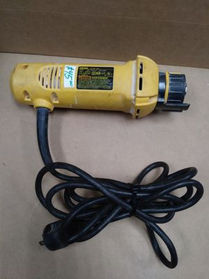 Dewalt Cut-Out Rotery tool model:DW660 for Sale in Cicero, IL