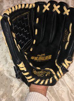 Softball Rawling Glove, 12 1/2 Inch, Leather Palm for Sale in Santa Ana,  CA