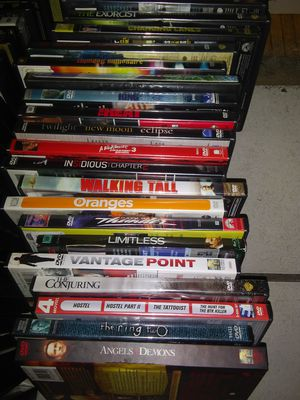 51 assorted DVDs good condition for Sale in Pompano Beach, FL