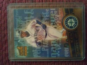 Ken Griffey Jr Baseball card for Sale in Gallatin, TN