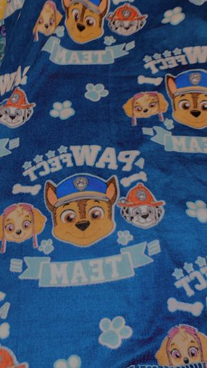 Paw patrol blanket for Sale in Atlanta, GA