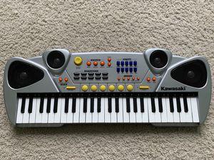 Kawasaki 49-key Musical Keyboard for Sale in Redmond, WA