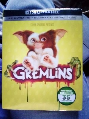 4k Gremlins DVD Brand New for Sale in Antioch, CA