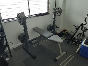 Bench and Bar for Sale in Tampa, FL
