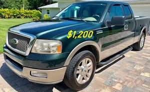 🎁$1,2OO URGENT i selling 2004 Ford F-150 Lariat 4dr truck Runs and drives great beautiful🎁 for Sale in Arlington, VA