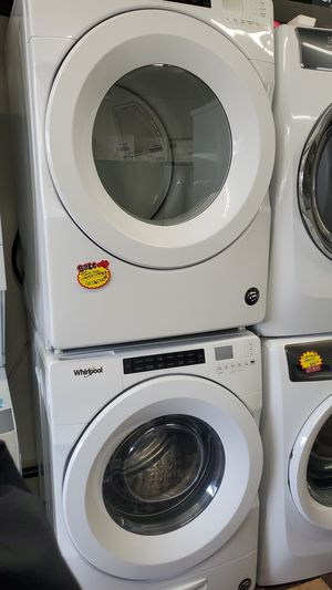 WHIRLPOOL WASHER DRYER SET for Sale in Lacey, WA