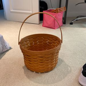 Longaberger Basket - Like New! for Sale in Newport Beach, CA