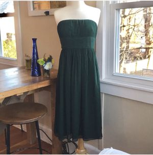 J Crew 100% silk dress (size 6) for Sale in Wallkill, NY