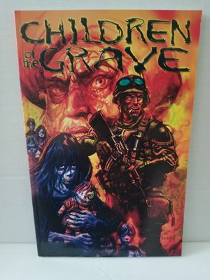 Return to the Grave Graphic Novel for Sale in Hampton, VA