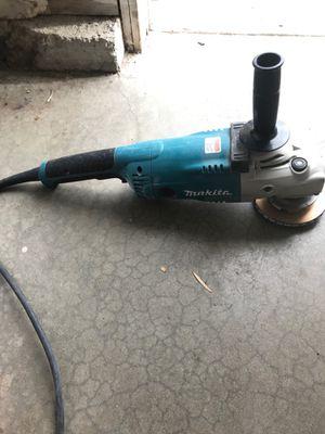 Makita grinder for Sale in Corona, CA