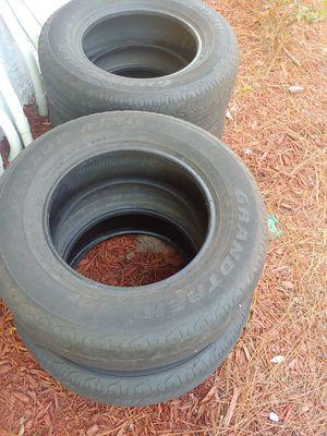 265 65 17 Tires NEED GONE Make Offer!!! for Sale in Oldsmar, FL