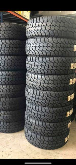 NEW SET OF TIRES ALL 4 2357515 AT for Sale in Phoenix, AZ
