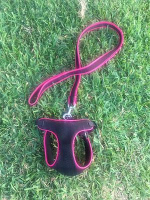 Harness & Leash Set - Medium Size! for Sale in Whittier, CA