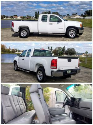 2012 GMC Sierra🔸140k Miles 🔸Clean Title Florida 🔸4.8L V8 🔶 CASH PRICE: $9,995.- 🔶 🔺DOWN PAYMENT $2,400🔺 for Sale in Orlando, FL