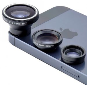 4 Piece Set: Universal Smartphone Camera Lens Kit for Sale in New York, NY