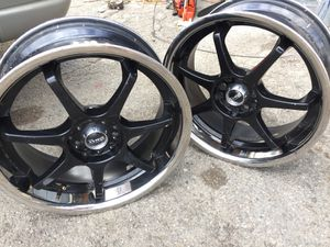 Rims 18' for Sale in Fontana, CA
