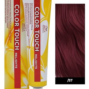 NEW! Wella Color Touch Relights DemiPermanent Hair Color /57 Red-Violet-Brown for Sale in St. Helens, OR