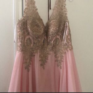 May queen pink prom dress for Sale in District Heights, MD