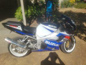 2001 suzuki gsxr 1000 for Sale in Stockton, CA