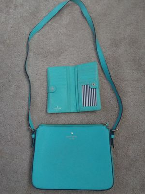 Kate Spade purse and matching wallet for Sale in Auburn, WA