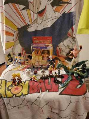 Dragonball Z ... Everything here is a promotion or a vintage item things never can bought at stores let alone some this on the internet. for Sale in Tampa, FL