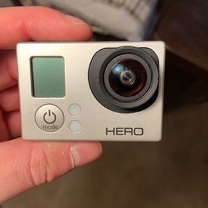 GoPro Hero 3 with Attachments for Sale in Lyndhurst, NJ